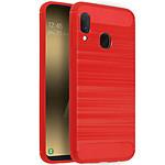 Avizar Coque Rouge pour Samsung Galaxy A20e