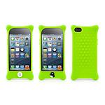 BONE  Coque en silicone BUBBLE iPhone 5  Vert