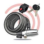 Beeper Antivol câble avec alarme 120 cm AN-CAT120