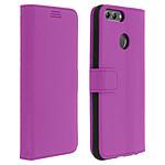 Avizar Etui folio Violet pour Huawei P Smart