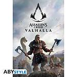 Assassin's Creed -  Poster Valhalla Raid (91,5 X 61 Cm)