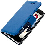 Avizar Etui folio Bleu pour Apple iPhone 5C