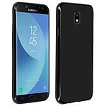 Avizar Coque Noir pour Samsung Galaxy J7 2017