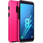 Avizar Coque Rose pour Samsung Galaxy A8