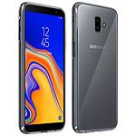 Avizar Coque Transparent Souple pour Samsung Galaxy J6 Plus