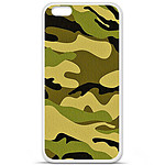 1001 Coques Coque silicone gel Apple iPhone 6 / 6S motif Camouflage