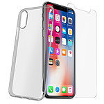Avizar Coque Transparent pour Apple iPhone X , Apple iPhone XS