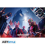 Watch Dogs -  : Legion Poster Keyart (91,5 X 61 Cm)