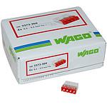 Wago Lot De 100x Connexions Automatiques 4 Bornes WAG_2273204_LOT100