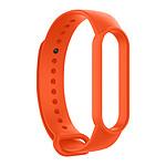 Avizar Bracelet de montre Orange pour Xiaomi Mi Band 5 et Xiaomi Mi Band 6