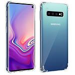 Avizar Coque Transparent pour Samsung Galaxy S10
