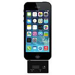 Avizar Récepteur Audio Bluetooth Noir pour Smartphones et tablettes compatibles Bluetooth