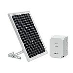 Kit d'alimentation solaire pour moteur de portail ou de porte de garage - Somfy