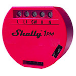 Shelly Micromodule 1 Relais Wi-fi Encastrable édition Pm SHE_1PM