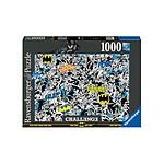 DC Comics - Puzzle Challenge Batman (1000 pièces)
