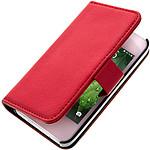 Avizar Etui folio Rouge pour Apple iPhone 4 , Apple iPhone 4S