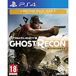 Ghost Recon Wildlands Gold Edition Year 2 (PS4)
