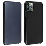 Avizar Etui folio Noir Translucide pour Apple iPhone 11 Pro