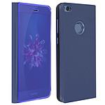 Avizar Etui folio Bleu pour Huawei P8 Lite (2017) , Honor 8 Lite