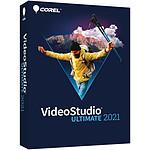 Corel VideoStudio Ultimate 2021 - Licence perpétuelle - 1 poste - A télécharger