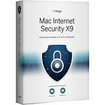 Mac Internet Security X9 - Licence 1 an - 3 postes - A télécharger