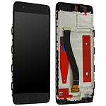 Avizar Ecran LCD compatible Complet Remplacement Huawei P10 - Noir