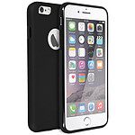 Avizar Coque Noir pour Apple iPhone 6 , Apple iPhone 6S