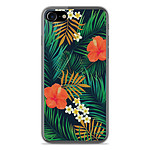 1001 Coques Coque silicone gel Apple IPhone 8 motif Tropical