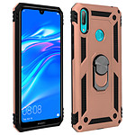 Avizar Coque Rose Champagne pour Huawei Y7 2019