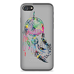 1001 Coques Coque silicone gel Apple IPhone 8 motif Dreamcatcher Gris