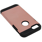 Avizar Coque Rose Champagne pour Apple iPhone 7 , Apple iPhone 8