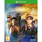 Shenmue I et II (XBOX ONE)