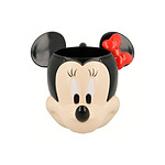 Disney - Mug 3D Minnie Mouse