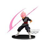 Dragon Ball Super - Statuette BWFC Super Saiyan Rose Goku Black Ver. A 14 cm