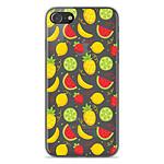 1001 Coques Coque silicone gel Apple iPhone SE 2020 motif Fruits tropicaux