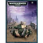 Warhammer 40k - Astra Militarum Leman Russ Battle Tank