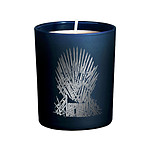 Game of Thrones - Bougie verre Iron Throne 6 x 7 cm