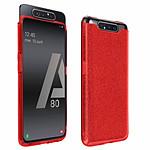 Avizar Coque Rouge pour Samsung Galaxy A80