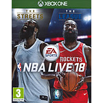 NBA LIVE 18 (UK Only) (Xbox One)