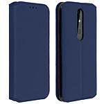 Avizar Etui folio Bleu Nuit pour Nokia 3.2