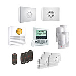 Somfy Pack alarme Protexiom Online Premium - Kit 4