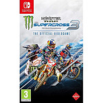 Monster Energy Supercross 3 (SWITCH)
