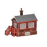 Harry Potter - Bâtiment 1/76 Hogsmeade Station Signal Box
