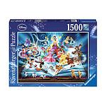 Disney - Puzzle Le livre magique des contes  (1500 pièces)