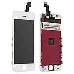 Avizar Ecran LCD iPhone SE + Vitre Tactile Compatible Blanc