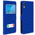 Avizar Etui folio Bleu pour Sony Xperia L3