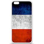 1001 Coques Coque silicone gel Apple iPhone 6 Plus / 6S Plus motif Drapeau France