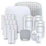 Alarme maison Ajax StarterKit Plus blanc - Kit 7