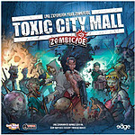 Jeu Zombicide - Saison 2 Extension : Toxic City Mall