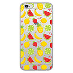 1001 Coques Coque silicone gel Apple iPhone 6 / 6S motif Fruits tropicaux